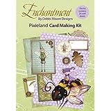 Debbi Moore Designs DMNC007 Enchantment Card Making Kit, Pixie Land