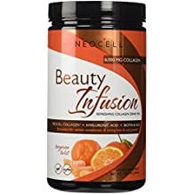 Neocell Beauty Infusion Refreshing Collagen Drink Mix Supplement, Tangerine Twist,11.64 OZ