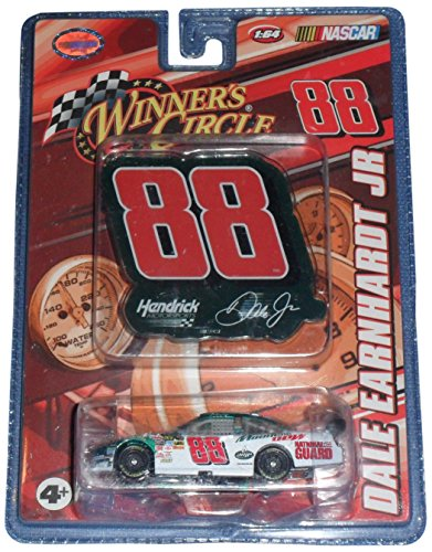 Winners Circle 2008 Nascar Dale Earnhardt JR #88 AMP Energy Chevy Monte Carlo 1/64 Die Cast Includes Pit Board Toy