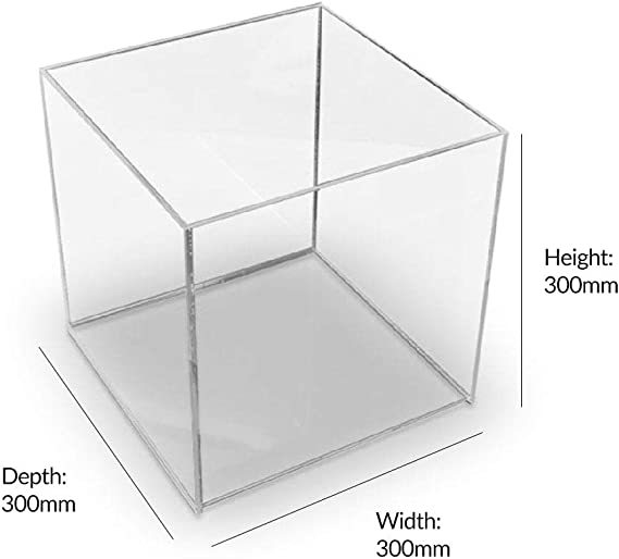 Acrylic Photo Box 4x6 300 Photos