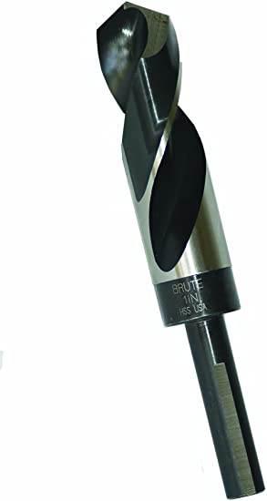 MADE IN USA Champion Cutting Tool BlackGold XG12-17//32 Silver /& Deming  1//2 Shank Drill