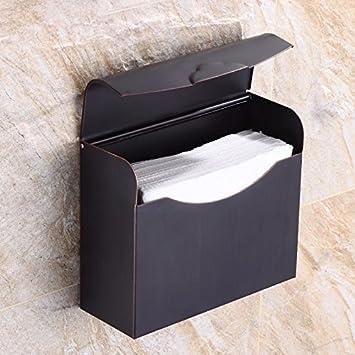 HYP-Alle - Kupfer im europäischen Stil mit Bad Papier Handtuch Box ...