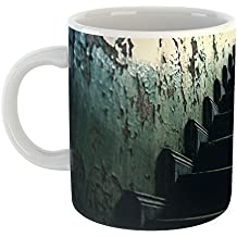 Westlake Art - Stair Stairway - 11oz Coffee Cup Mug - Modern Picture Photography Artwork Home Office Birthday Gift - 11 Ounce (AB5F-2C721)