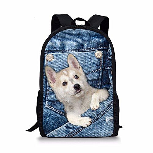 Woman Blue Blue Chaqlin Bag 11 Backpack Blue 7 7dwqR