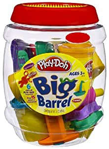 Hasbro-Play-Doh Big Barrel