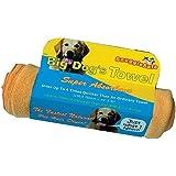 SnuggleSafe Micro Fibre Dog Pet Towel, Big