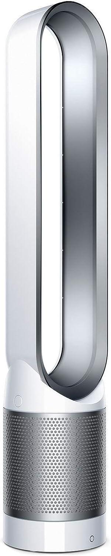 Dyson Pure Cool Link - Ventilador purificador de torre, 56 W de potencia, 63 dBa nivel de sonido, filtro HEPA, 410 l/s, color blanco: Amazon.es: Hogar