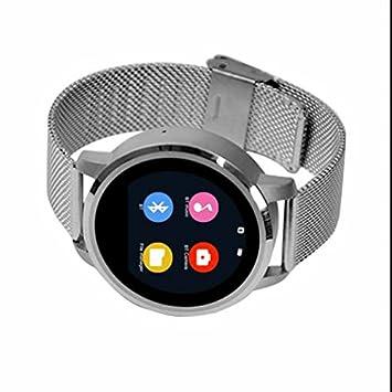 Bluetooth inteligente teléfono reloj de pulsera Dormir ...