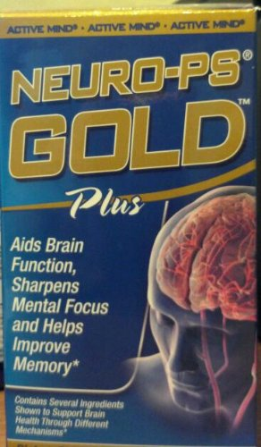 Vitamin World Neuro PS Gold Softgels