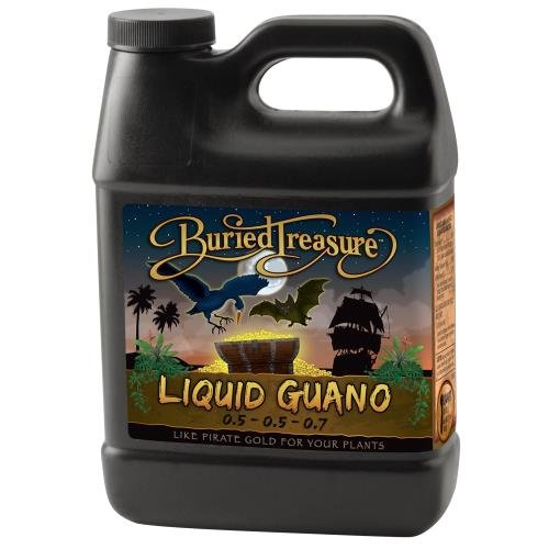 Buried Treasure Liquid Guano 0.5-0.5 - 0.7 Buried Treasure Liquid Guano Quart (12/Cs) ()
