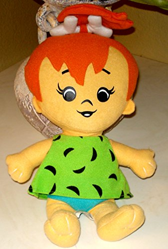Flintstones Large Plush Pebbles Doll - 16 Inches by ToyFactory