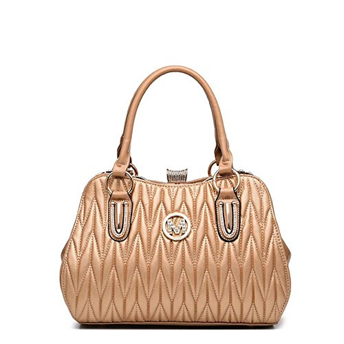 Minkoffo 2016 New Retro Pure Color High-grade Bag Pu Leather Single Shoulder Handbag(c3)