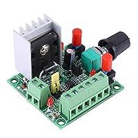 Stepper Motor Controller PWM Pulse Signal Generator Speed Regulator Board,DC 15-160V/ 5-12V by Walfront