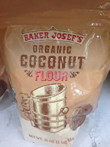 Baker Josep's Organic Coconut Flour (Pack of 2)