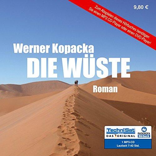 Die Wüste (1 MP3 CD)