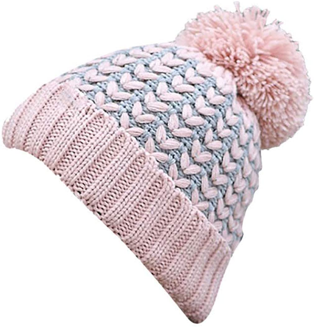 Winter Beanies Knitted Cap...