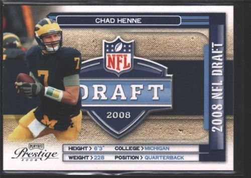 chad-henne-2008-playoff-prestige-draft-rookie-card-rc-mint-sp-michigan-um