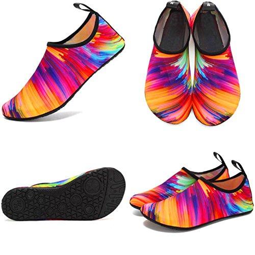 on Color Nautique Enfants Slip Hommes Chaussettes Yoga Sport Barefoot Femmes Pour Vifuur De Chaussures Rapide Aqua Schage xwqZPOa