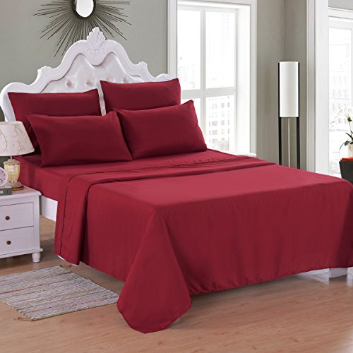 JML Bedding Sets, 6 Pieces Sheets - 18