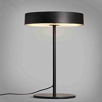 Lámpara de mesa decorativa moderna minimalista dormitorio cama ...