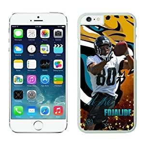 Jacksonville Jaguars Mike Thomas iPhone 6 Plus NFL Cases White 5.5 Inches NIC12808 by kobestar