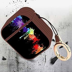 Amazon.com: Wireless Airpod Case Rainbow Colors