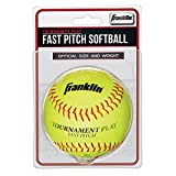 Franklin Sports Official Fast Pitch Softball, 12-Inch
