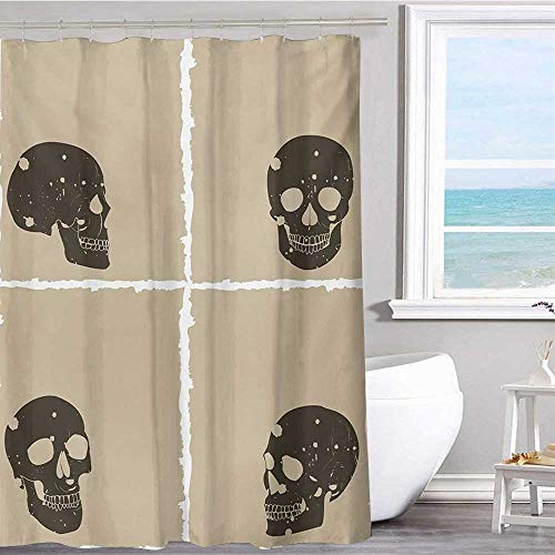 Polyester Shower Curtain 72