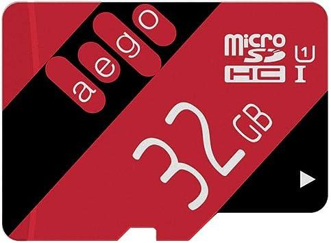 AEGO 2 Piezas Tarjeta de Memoria 32GB Tarjeta Micro SD Clase 10 UHS-1 para Cámara Dash CAM/YI con Adaptador-2 Piezas U1 32GB: Amazon.es: Electrónica