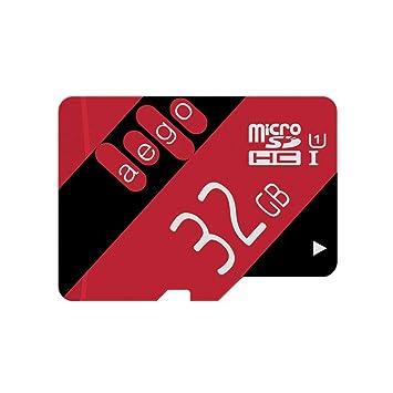 AEGO Tarjeta Micro SD 32GB UHS-1 Clase 10 SD Tarjeta de ...