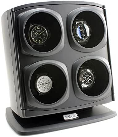 Versa Quad Watch Winder in Black