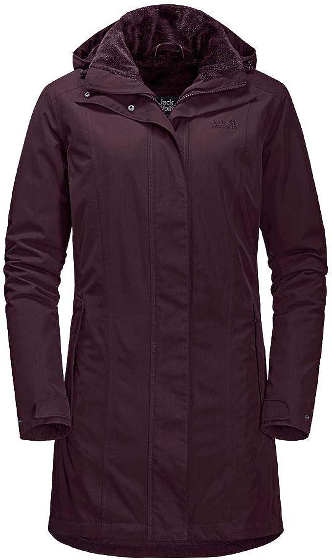 Jack Wolfskin 5th Avenue Coat Damen Mantel ab 48€ nur für
