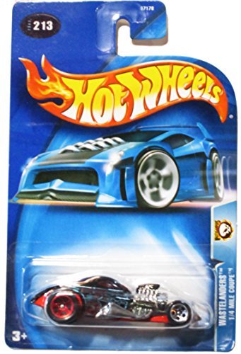 Hot Wheels 2003-213 Wastelanders 1/4 Mile Coupe 1:64 (0.25 Mile Coupe)