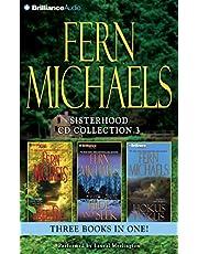 Fern Michaels Sisterhood CD Collection 3: Free Fall, Hide and Seek, Hokus Pokus