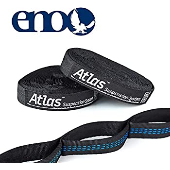 ENO - Eagles Nest Outfitters Atlas Hammock Straps, Suspension System
