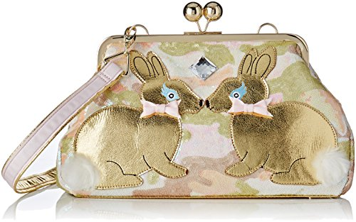 Shoulder Bag Womens Magic Pink Pink Bunny Choice Irregular q5zISAwXn