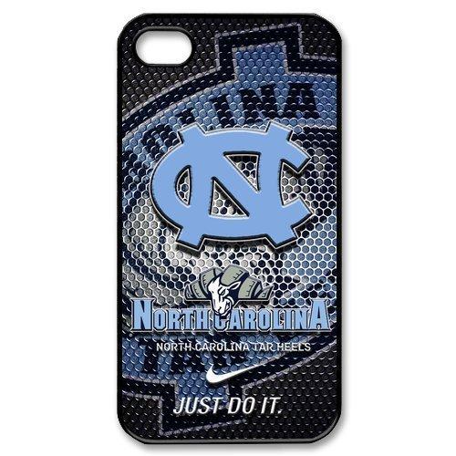 NCAA North Carolina Tar Heels iPhone 6 (4.7 Inch) Protective Case Cover Custom Durable Stylish Team Logo Phone Case at -