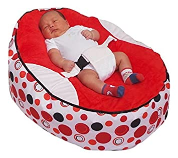 Fantastic Amazon Com Mama Baba Baby Bean Bag Without Filling Baby Bralicious Painted Fabric Chair Ideas Braliciousco