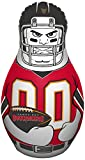 NFL Tampa Bay Buccaneers Tackle Buddy Inflatable Punching Bag, One Size, White