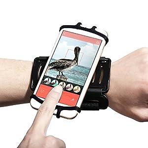 Fascia Da Braccio Sportiva Universale Per IPhone XS, Huawei P20 Lite Ed Smartphone Uguale O Inferiore A 6 Pollici 10 spesavip
