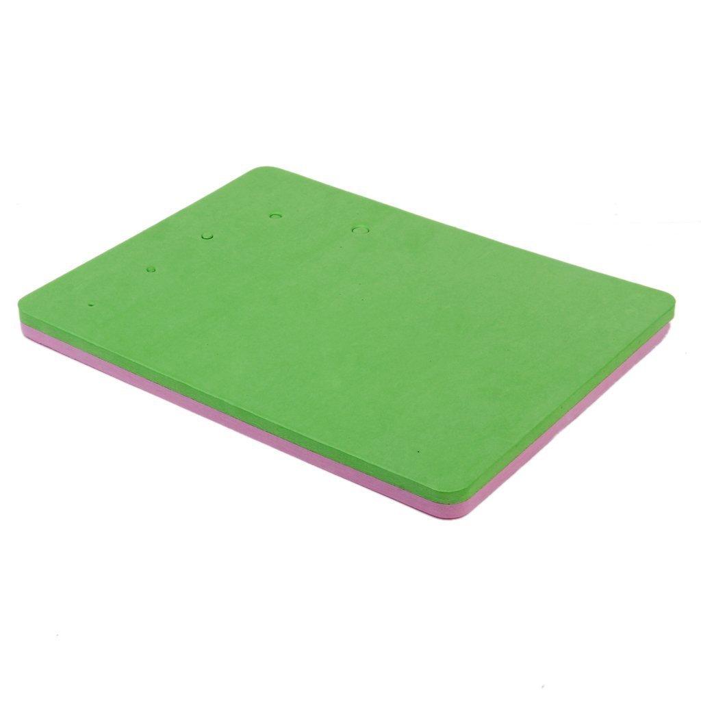 MaltonYO17 5-Holes Fondant Sugar Flower Crafting Modelling Foam Pad Mat (Random Color) NAIMRKYUBH299