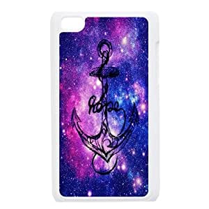 LTTcase Personalised Custom Anchor Cover Case for ipod touch4