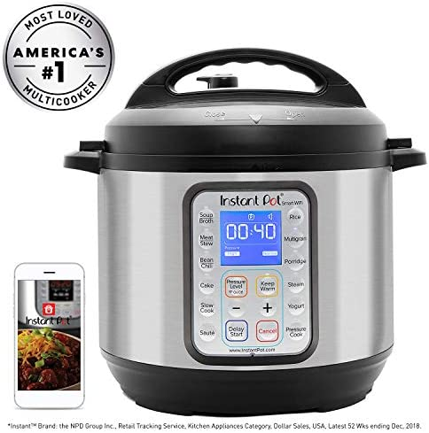 Instant Pot Smart Electric Pressure product image