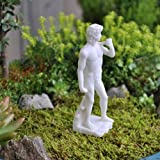 Fairy Garden David Statue
