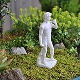 Fairy Garden David Statue Review