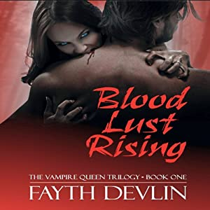 Blood Lust Rising Audiobook