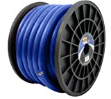 DB Link PW0BL50Z 50-Feet Power Wire (Blue)