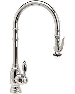 Waterstone 5500 Pn Annapolis Kitchen Faucet Single Handle With Pull