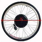26-28-36V-48V-250W-1000W-Kit-di-Conversione-del-Motore-della-Bici-Elettrica-della-Ruota-Anteriore-Mozzo-della-Ruota-della-Bici-Elettrica-Anteriore-Mozzo-della-Bici-della-Bicicletta-Anteriore-Kit-del-M