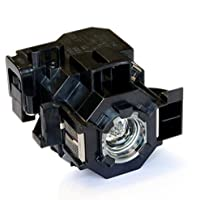CHANGSHENG ELPLP42 - Lamp With Housing For Epson PowerLite 83 / 83C / 410W / 822 / 822p / 83v, EMP-83H, EMP-83, EB-410W, EMP-400WE, EMP-400W, EMP-400, EMP-280, EB-410WE, EB-400W